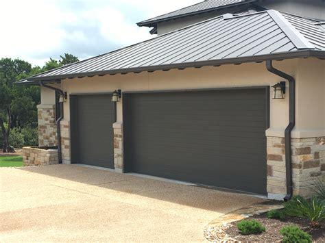 custom garage doors  austin tx custom wood garage