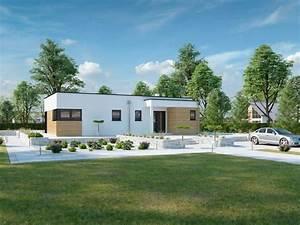 Fertighaus 2 Familien : bungalow terra 110 haas fertighaus ~ Michelbontemps.com Haus und Dekorationen