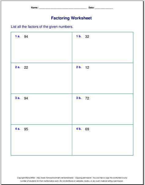 homeschoolmath net free worksheets free worksheets library