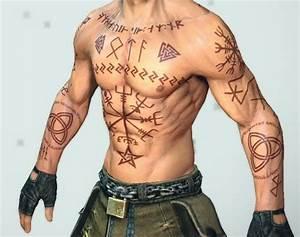 viking rune tattoos - Google Search | tattoo idee ...