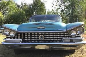 Original Paint  1959 Buick Lesabre