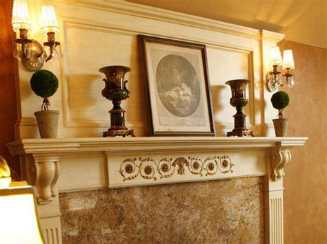 How To Design A Fireplace Mantel - fireplace mantel designs diy