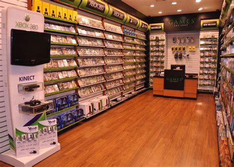 Indianvideogamer » Games The Shop Opens First Store In