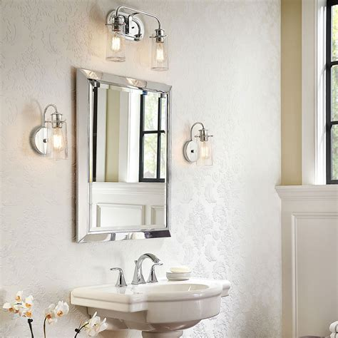 bathroom lighting design  star lights vanity ideas