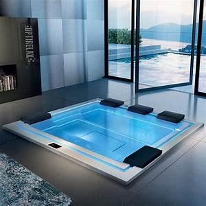 Whirlpool Im Wintergarten : luxus design spa whirlpool gt z optirelax ~ Markanthonyermac.com Haus und Dekorationen