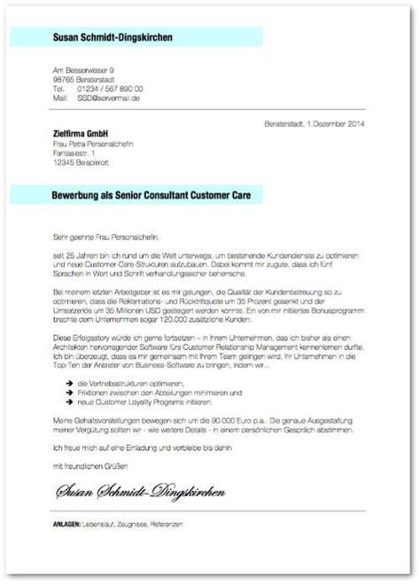 Bewerbungsschreiben Tipps by Bewerbungsschreiben Beispiele Tipps 30 Gratis Muster