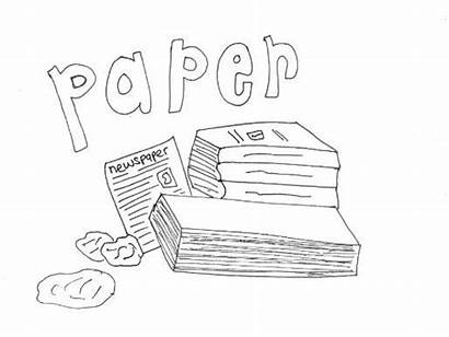 Colouring Paper Recycling Materials Resources Teaching