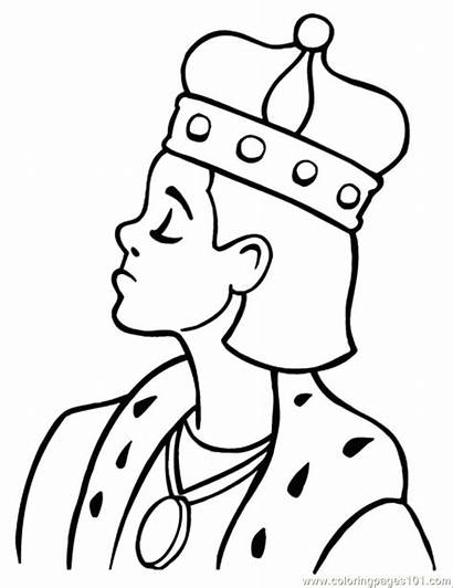 King Coloring Pages Nebuchadnezzar Getcolorings Printable