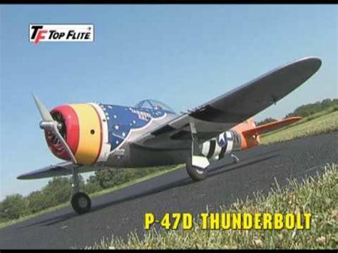 Raw Performance: Top Flite P-47D Thunderbolt Giant ARF ...