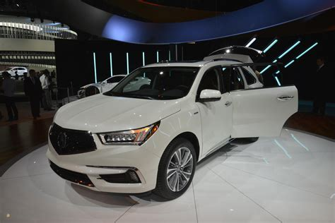 Acura Future Cars 2019 : 2019 Acura Suv Mdx; The Best Luxury Cars