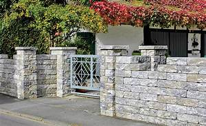Gartenmauern Aus Stein : gartenmauer wege z une bild 28 ~ Michelbontemps.com Haus und Dekorationen