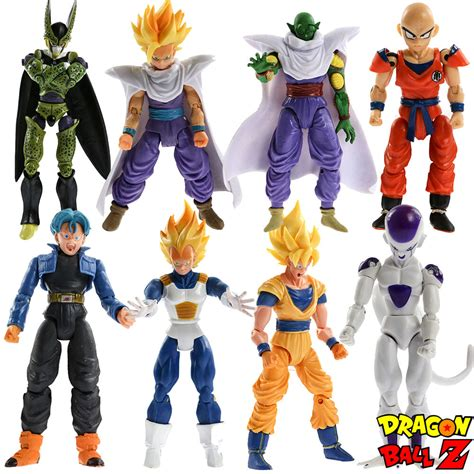 Plus tons more bandai toys dold here 8Pcs/set Dragonball Z Dragon Ball DBZ Joint Movable Action ...