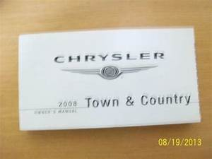 Chrysler Town And Country Owners Manual