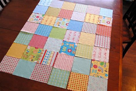 how to make a baby quilt easy baby blanket tutorial