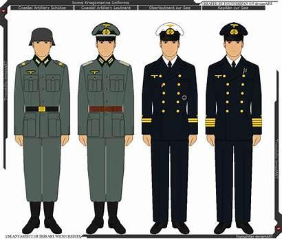 Uniforms Kriegsmarine Grand Lobster King Deviantart Heer