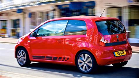 drivecouk seat mii fr  city car fun pure