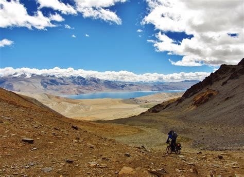 Bikepacking the Indian Himalaya - Tso Kar - BIKEPACKING.com
