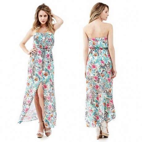 vestiti a fiori estivi vestiti lunghi estivi a fiori
