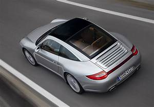 Porsche 911  997 Targa   2009