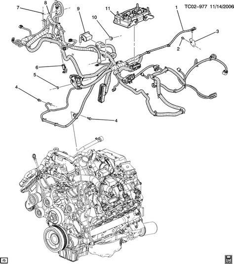2010 Silverado Engine Diagram by Chevrolet Silverado 2500 Harness Engine Wiring Harness
