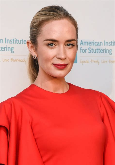Emily blunt was interested in acting at a young age, she began appearing on british tv in the early 2000s and made the leap to the big screen in the 2004 flick my summer of love. EMILY BLUNT at 11th Annual Freeing Voices Changing Lives Benefit Gala in New York 06/26/2017 ...