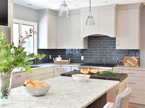 Marble And Butcher Block Countertops by Wenge Butcher Block For A Kitchen Island In Littleton Ma