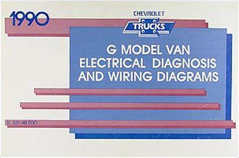 Chevy Van Wiring Diagram Manual