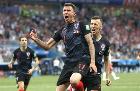 Mandzukic Croatia Feel Fear Fox Sports Asia