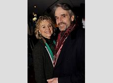 Jeremy Irons and Sinead Cusack Photos Photos A Screening