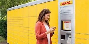 Dhl Packstation App : dhl paketzustellung services f r alle die selten zu ~ A.2002-acura-tl-radio.info Haus und Dekorationen