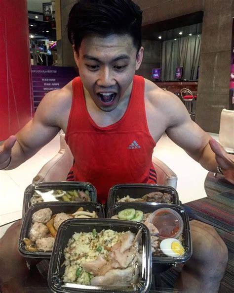 gainz meal prep  healthy food delivery klang valley