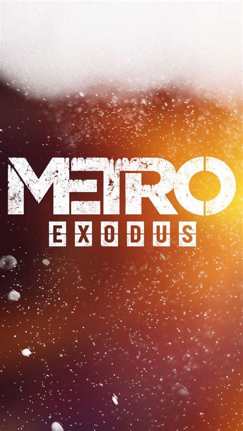 wallpaper metro exodus   poster   games
