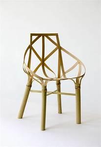 Chaise Design Contemporain : jolies variantes pas cher pour un meuble en bambou ~ Nature-et-papiers.com Idées de Décoration