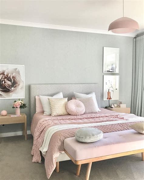 Pink Bedroom by Pastel Color Palette Pink Bedroom Bedroom Ideas