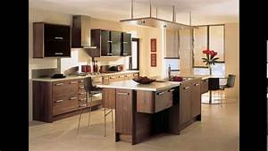 cream and brown kitchen designs youtube With cream and brown kitchen designs