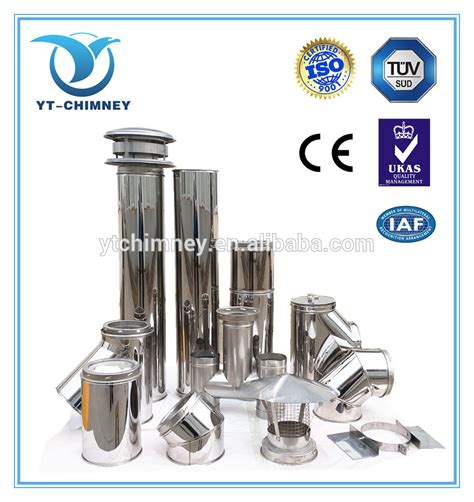Fireplace And Chimney Supply gas fireplace parts fittings socket chimney flue pipe