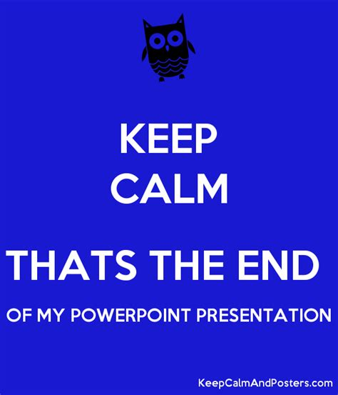 the end for powerpoint www imgkid the image kid