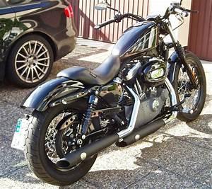 Harley Davidson Auspuff : bilder sportster mit penzl auspuff s 5 milwaukee v ~ Jslefanu.com Haus und Dekorationen