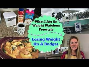 Smart Points Budget Berechnen : what i ate on weight watchers freestyle with smart points losing weight on a budget youtube ~ Themetempest.com Abrechnung