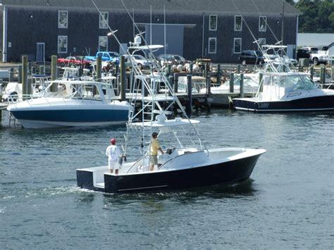 Bassett Boat 30 gamefisherman is re born as the bassett 30 page 3
