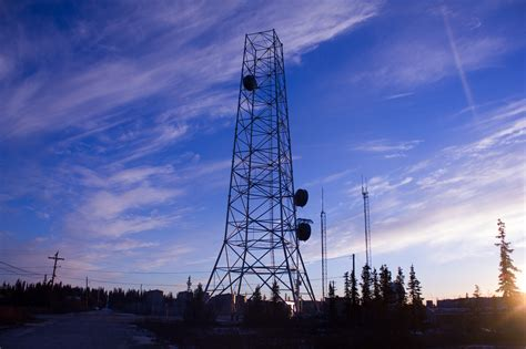 power outage equipment failures temporarily disrupt long