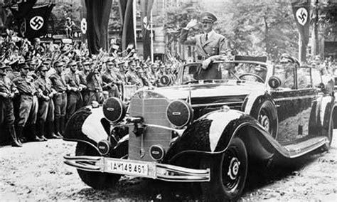 La Mercedes Di Hitler L'unica Ad