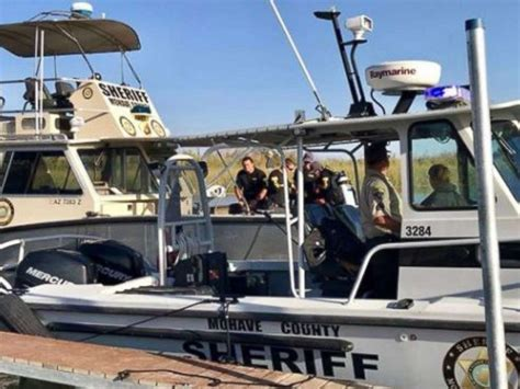 Boating Accident In Needles by 9 Injured 4 Missing As Boats Collide On Colorado River