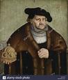 Portrait of Frederick III, Elector of Saxony (1463-1525 ...