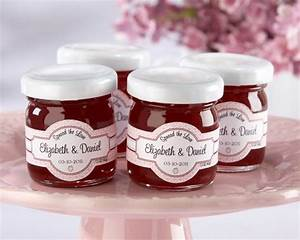 wedding labels for jelly jars wedding favors With jelly jar labels for wedding favors