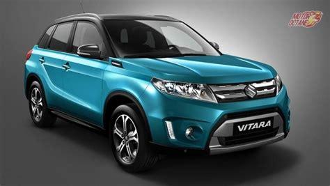 2019 Maruti Suzuki Vitara Price In India, Launch Date