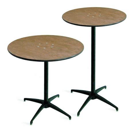 42 inch high desk mccourt 42 inch high plywood round pedestal table 30