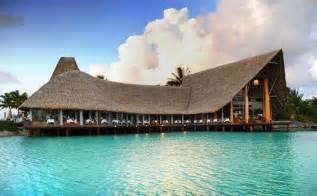 Le Meridien Bora Bora Overwater Bungalow