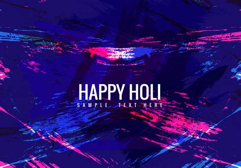 Free Colorful Holi Vector background 108571 - Download ...