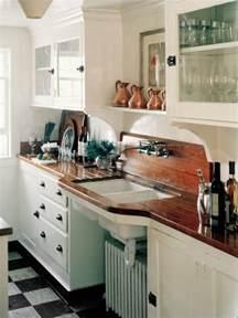 ideas for kitchen countertops 58 cozy wooden kitchen countertop designs digsdigs